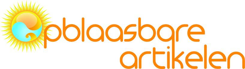 logo Opblaasbare artikelen