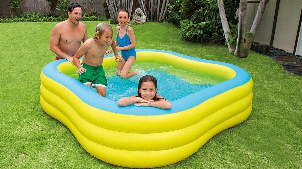 opblaasbaar zwembad kinderen