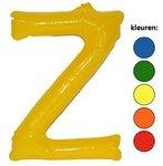 Opblaasbare letter Z