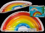 Luchtbed regenboog