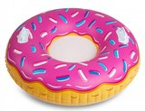 opblaasbare donut sneeuw tube