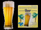 opblaasbaar bier luchtbed