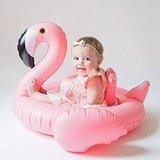 Baby zwemband flamingo_
