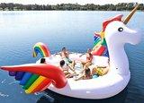 opblaaseiland unicorn boot