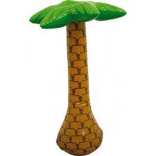 Opblaas palmboom 65cm