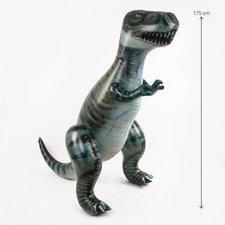 Opblaasbare dinosaurus 175cm hoog!