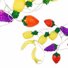 Feestverlichting fruit lichtsnoer