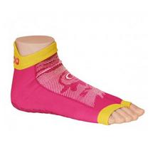 Antislip zwemsokken Sweakers roze maat 35-38