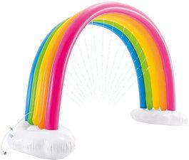 Kinder watersproeier regenboog 300cm