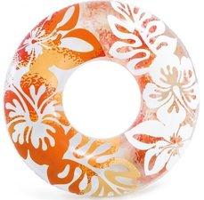 Zwemband Hawaii oranje (91cm)