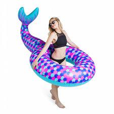 Zwemband zeemeermin 188 cm