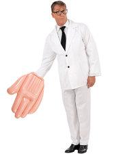 Opblaasbare hand 50cm