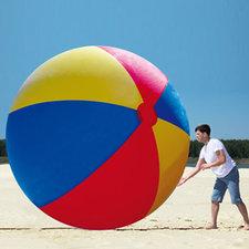 B-keus: Mega grote strandbal ca. 3 meter!
