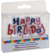 Verjaardagskaarsjes Happy Birthday girls