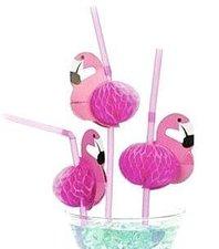 Flamingo rietjes