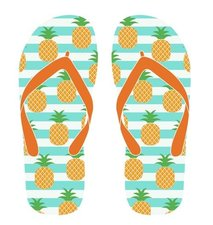 Slippers ananas (maat 34)