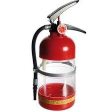Drank dispenser brandblusser