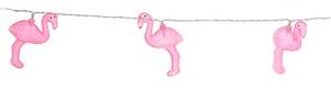Feestverlichting flamingo lichtsnoer