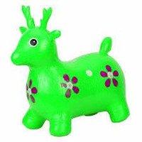 Skippy hert groen zithoogte 27cm