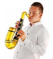 Opblaasbare saxofoon 54cm
