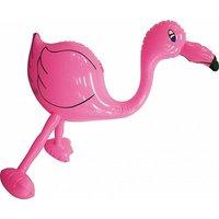 Opblaasbare flamingo 60 cm