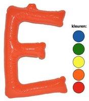 Opblaasletter E