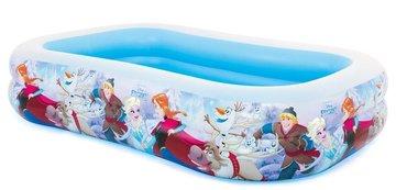 Opblaasbaar zwembad Disney Frozen 262x175x56cm
