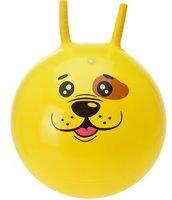 Skippybal geel doorsnee 45cm