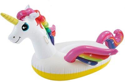 opblaasbare unicorn