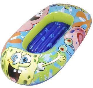 opblaasboot spongebob