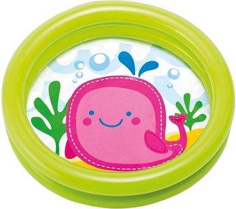 Opblaas zwembadje kinderen