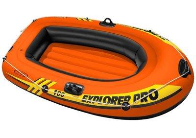 Opblaasboot 1 persoons Intex 160x94cm