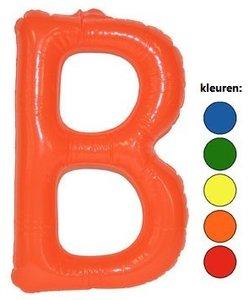 Opblaasletter B