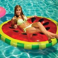 Opblaasbare watermeloen luchtbed