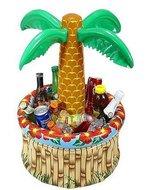 Opblaasbare palmboom drank koeler