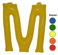 Opblaasbare M